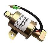 ALLMOST 12V Fuel Pump E11009 Compatible with Onan Cummins RV Generator Replaces Onan 149-2331-02, Cummins A047N923 A029F891