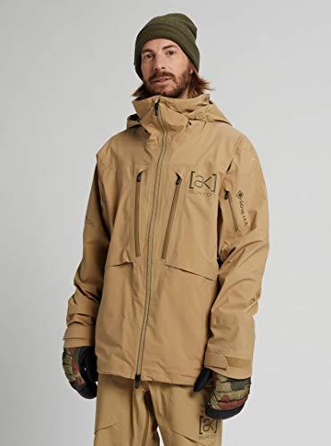 Burton - Chaqueta de esquí y snowboard para hombre, talla XL, color verde