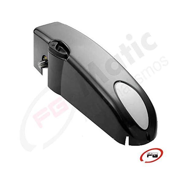 Motor-VDS-BASIC-01-230-Vac-Automatismo-para-puerta-basculante-contrapesada-de-una-o-dos-hojas-Optimo-para-uso-residencial-o-colectivo