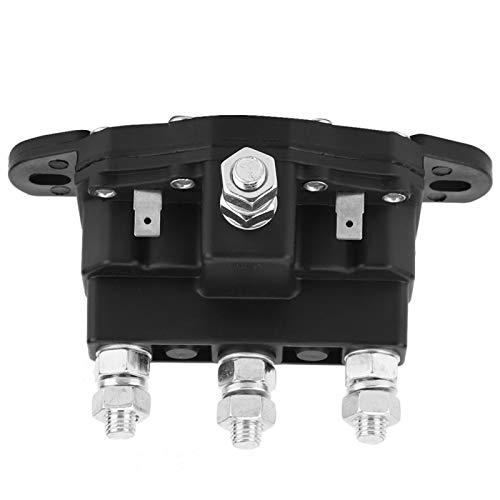 Relé de solenoide, motor del cabrestante de 6 terminales 12V que invierte el contactor del relé del interruptor de solenoide
