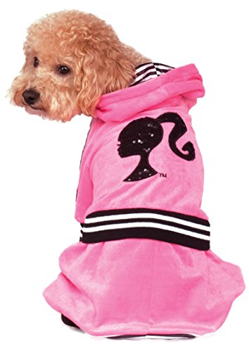 Rubie's Barbie Girl Velour Tracksui…