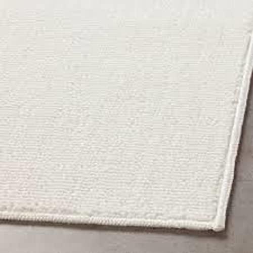 Ikea Fintsen 904.437.05 Tapis de bain Blanc 16 x 24 cm