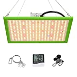 XEW LED Grow Lights 1000W with Samsung Diodes & Driver Dimmable Adjustable, 3x3ft Coverage Full Spectrum Grow Lights for Indoor Plants Seeding Veg and Bloom Hydroponic Greenhouse Growing Lamps