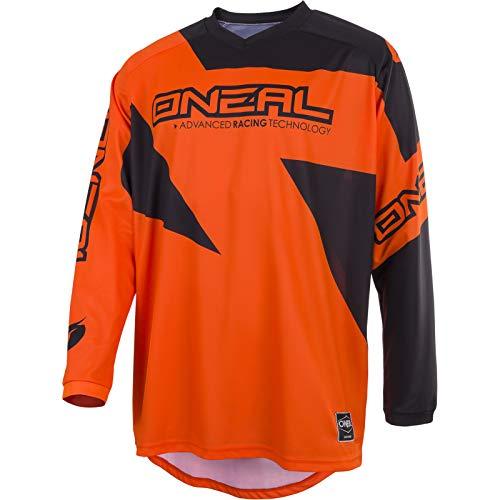 015J-403 - Oneal Matrix 2019 Ridewear Motocross Jersey M Orange