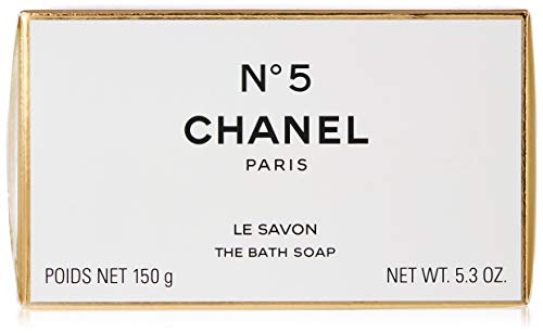 Chanel No. 5 Femme/Woman, Seife, 1er Pack (1 x 150 g)
