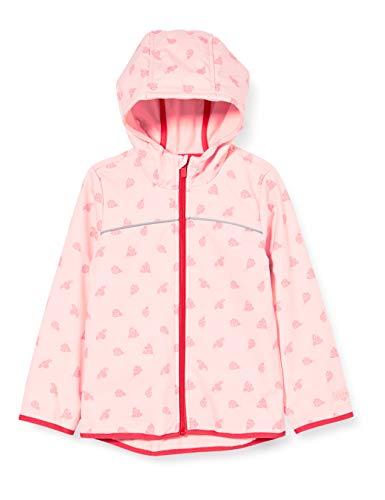 ESPRIT KIDS Mädchen RQ4201302 Outdoor Jacket Jacke, Rosa (Light Pink 311), (Herstellergröße: 128+)