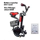 Single-Wheeled Motorcycle Elektro-Einrad Scooter Selbst Balancing 500W Erwachsene Einzel-Rad-Motorrad Mit Twin Wheel, Mit Stützrad Mit CE-Zertifizierung 2020