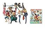 Bandai Tamashii Nations Battle of Fishman Island One Piece Chozoukei Damashii Toy Figures, Set of 8