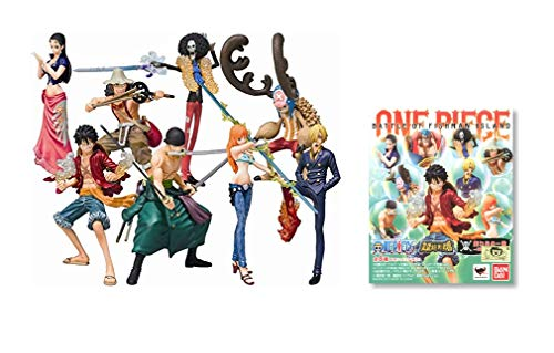 One piece - Pack complet battle of fishman island