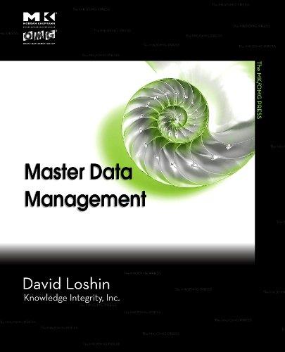 Master Data Management (The MK/OMG Press) (English Edition)