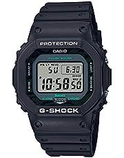 [カシオ] 腕時計 ジーショック Black and Green Series Bluetooth 搭載 電波ソーラー GW-B5600MG-1JF メンズ ブラック