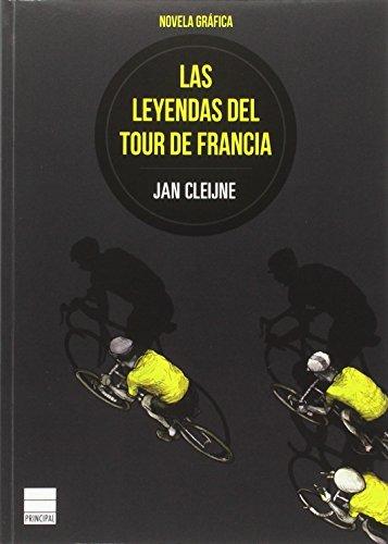 Las leyendas del Tour de Francia (Principal Gráfica)