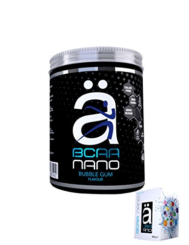 ? ä BCAA Nano, 420 g Dose (Cotton Candy Cloud)
