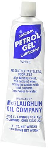 Petrol-Gel Sanitary Lubricant, 4-Ounce, Pack of 4
