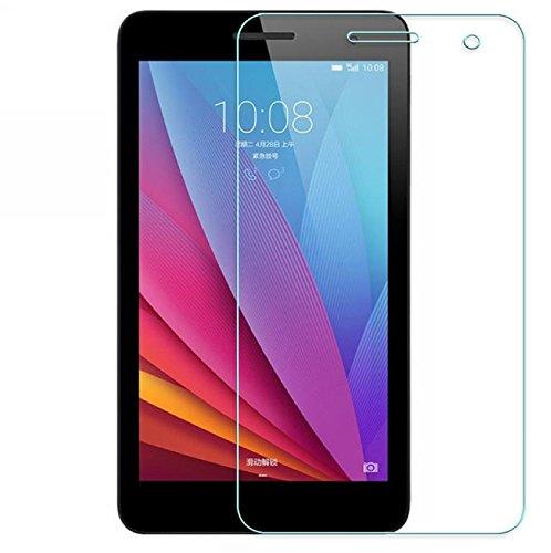 König Shop Huawei MediaPad T1 7.0 Bildschirmschutzfolie 9H Verb&glas Panzer Schutz Glas Schutzfolie Kratzschutz Screen Protector Tempered Glas