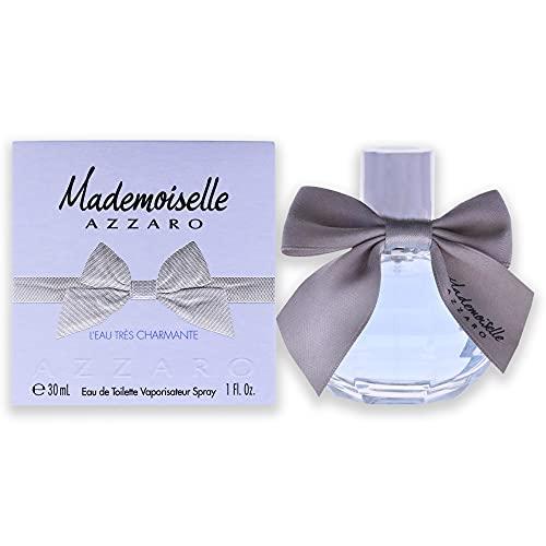 Azzaro Mademoiselle Leau Tres Charmante For Women 1 oz EDT Spray
