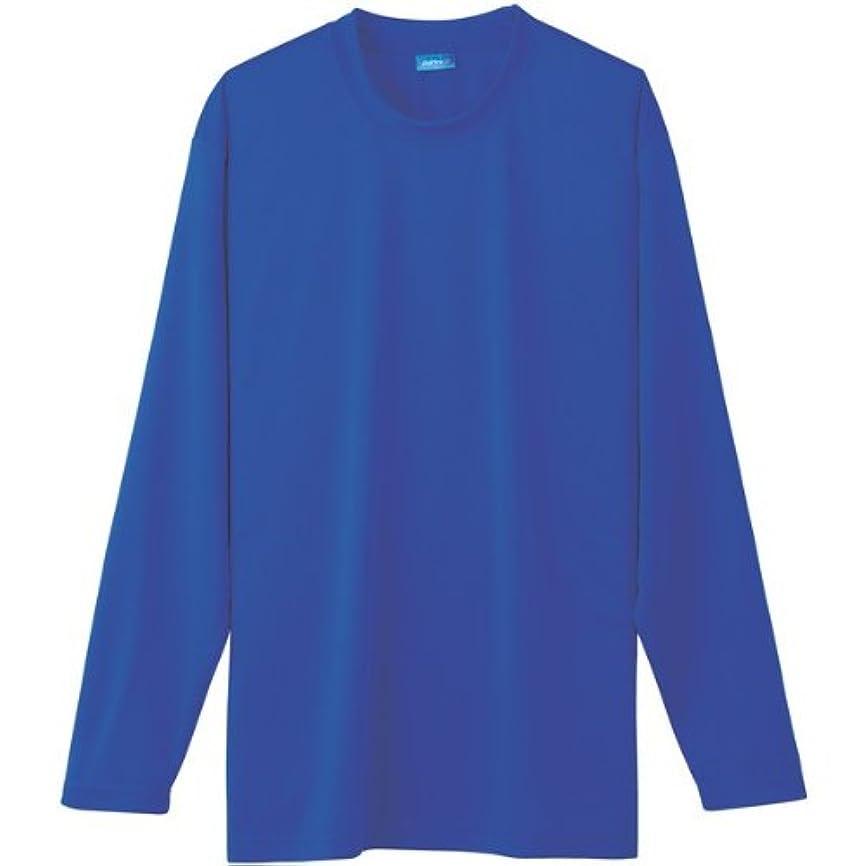 アンティークサラミ軽sowa(ソーワ) 長袖Tシャツ ハニカムメッシュ吸汗速乾 ドライ+デオドラントsw-50382