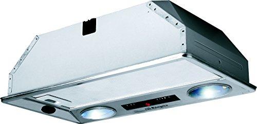 Orbegozo 14328 CA 07260 IN-Campana Cassette, INOX, 2 Motores de...