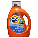 Tide Plus Febreze Fresh Sport Odor Defense HE Turbo Clean Liquid Laundry Detergent, Active Fresh Scent, 2.04 L (44 Loads) - Packaging May Vary