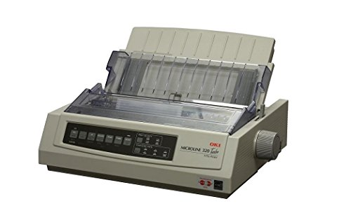 Learn More About OKI Microline 320 Turbo Printer (220 / 230V) B/W DotMatrix 240x214dpi Parallel/USB ...