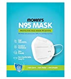 YUV'S Mohini's N95 Face Mask, Reusable, Washable & CE Certified To Protect Mouth