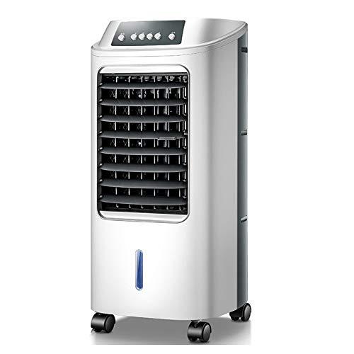 JYTBD Ventiladores Aire Acondicionado Ventilador Humidificación Temperatura de enfriamiento. 7H oscilante 7H 65W (Color : Mechanical)