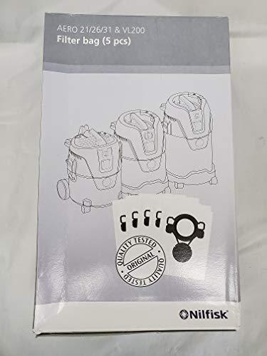Bolsas de polvo para Aero, 4 unidades