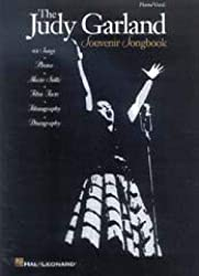 The judy garland souvenir songbook for piano, voice and guitar piano, voix, guitare