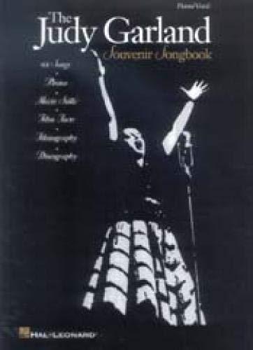 The Judy Garland Souvenir Songbook