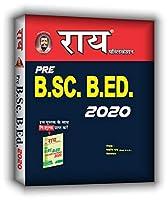 Rajasthan Pre B.SC. B.ED. 2020 Complete Guide with free Solved Papers ( B.SC. B.ED. 2020 Guide , Solved Papers )( Rajasthan B.SC. B.ED. Exam Book )