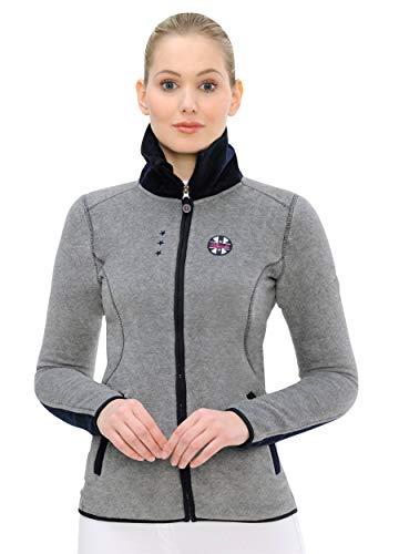 SPOOKS Pixi Fleece (Farbe: Grey; Größe: XXL)