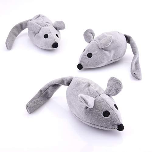 CanadianCat Company ®   Spielmaus mit Katzenminze für Katzen Katzenspielzeug