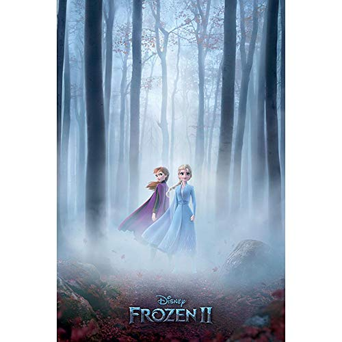Disney Frozen 2 Poster 61 x 91,5 cm