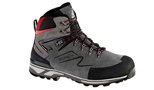 Boreal Yucatan Zapatos de montaña, Hombre, Gris, 7.5