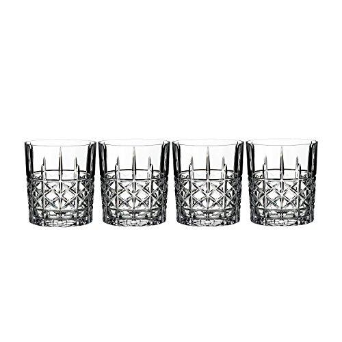 Glazen drinkglas, 4 stuks