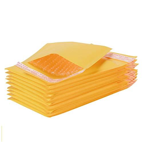 Luftpolsterumschläge A4 Gepolsterte Briefumschläge 210x300mm Polsterumschläge(10 Stück)