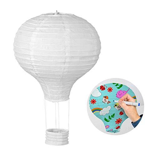 hot air balloon home decor - 1