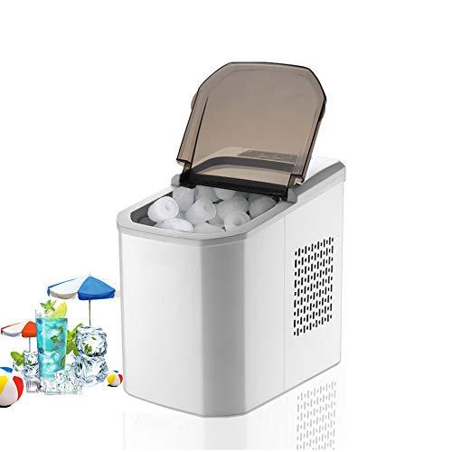 APENCHREN IJsmachine voor diepvrieskast/ijsblokjesmaker voor thuis, draagbare ijsmachine met grote capaciteit - voor bar, café en party