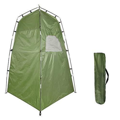 ZEIYUQI Tienda De Campaña/Carpa Ducha WC Impermeable/Portable Tienda De Aseo Plegable/para Camping Ciclismo Baño Ducha Playa
