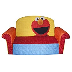 Toddler Gift Elmo Couch