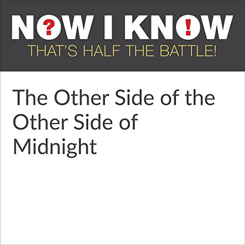 The Other Side of the Other Side of Midnight audiobook cover art