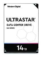 HGST 0F31052 3.5inch 14TB 7200RPM 512MB SAS 12Gb/s 512e SE Ultrastar DC HC530 Bare