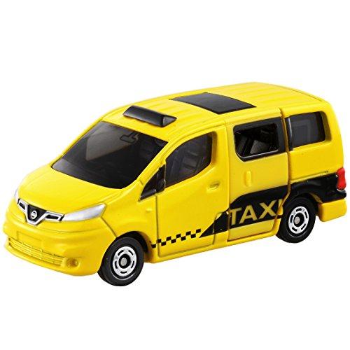 トミカ No.27 日産 NV200タクシー (初回特別仕様)