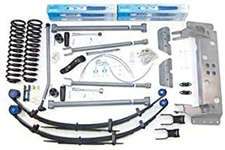 BDS 468H Jeep XJ 4.5in Long Arm Suspension Kit