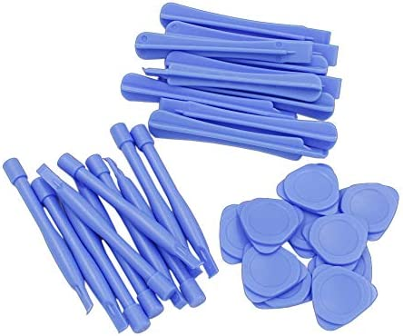 30pcs Mixed Opening Pry Tool for Cell Phone iPhone Screen Case Laptop Repair Blue product image