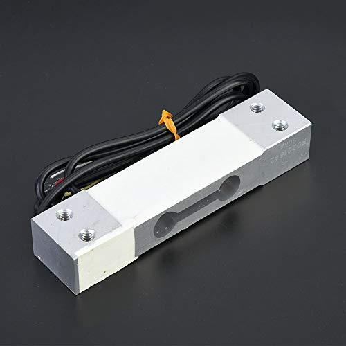Sensor de peso de la celda de carga Sensor de carga Báscula de celda de carga de alta precisión para proyecto de bricolaje Báscula de baño del cuerpo humano para báscula Arduino