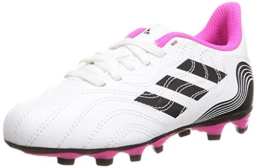 adidas Copa Sense.4 FxG J, Zapatillas de fútbol, FTWBLA/NEGBÁS/ROSSHO, 36 EU