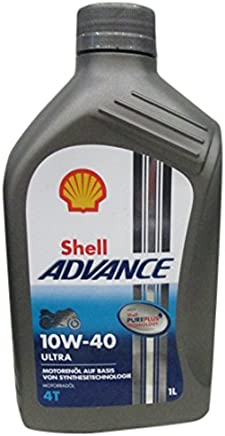 Shell Advance Ultra 10W
