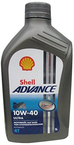 SHELL Advance Ultra 4T 10 W – 40 – 1L