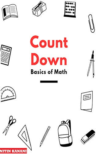 Count Down: Basics of Math (English Edition)